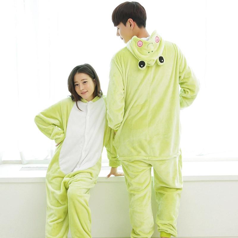 Frog Pajamas Animal Onesies Costume Kigurumi 8c684ef689a27