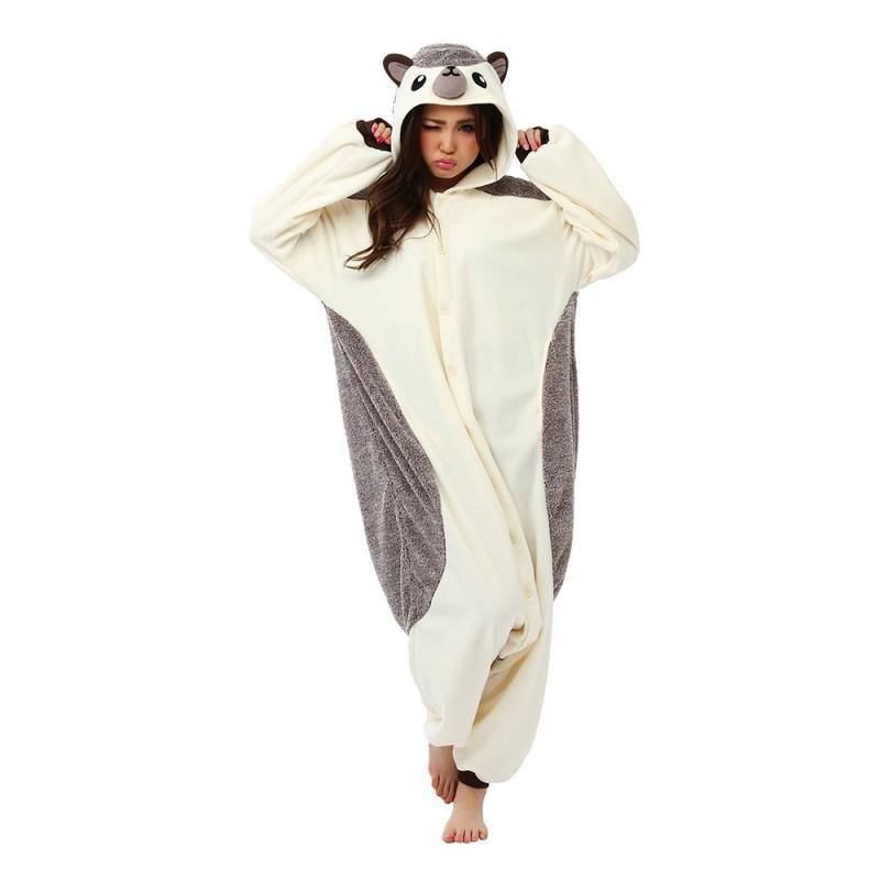 5da53594bb39 hedgehog onesie adult animal costume kigurumi pajamas