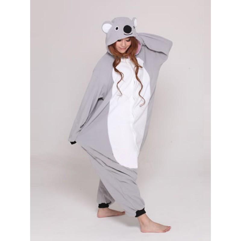 Image of: Anime Pijama Koala Onesie Prettylittlething Koala Onesie Animal Costumes Adult Onesies Kigurumi Pajamas