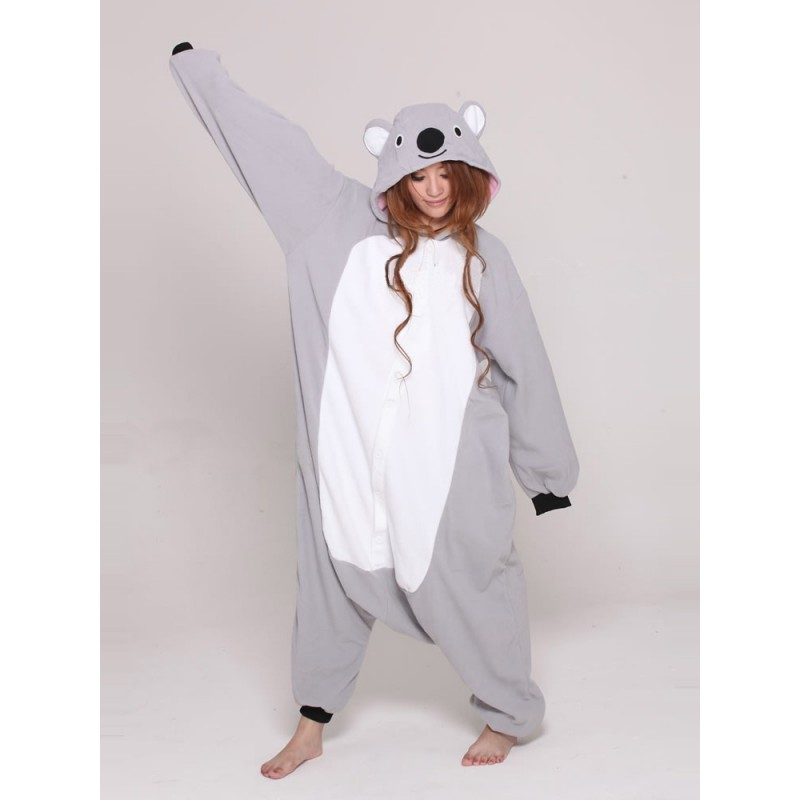 0e2777e408 koala onesie animal costumes adult onesies kigurumi pajamas