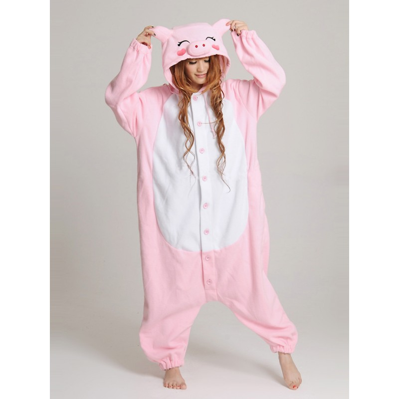 Buy pig onesie pajamas for adults from reliable Wellpajamas.com 37cd5d4ad746