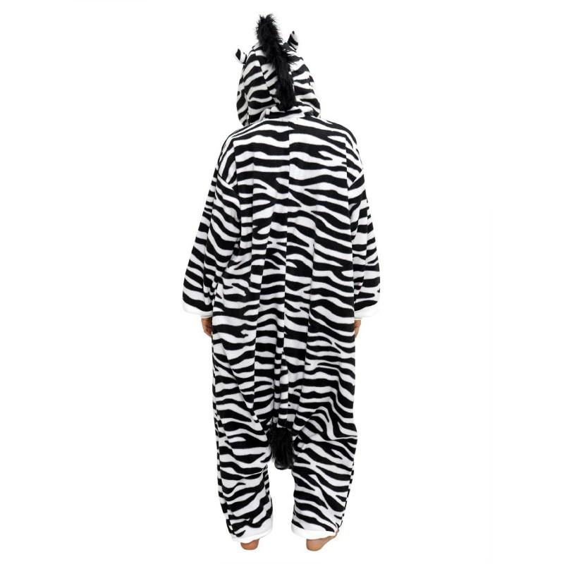 a1da9cf078b9 zebra kigurumi animal costumes adult onesies kigurumi pajamas