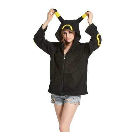 Wizard Animal Kigurumi Fleece Hoodie Coat Jacket