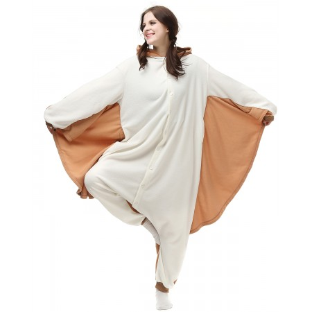 Flying Squirrel Kigurumi Onesie