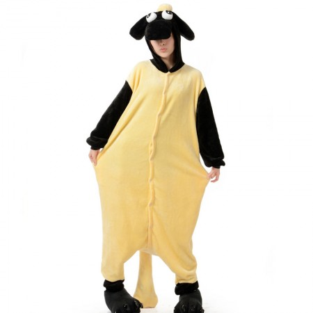 Shaun the Sheep Kigurumi