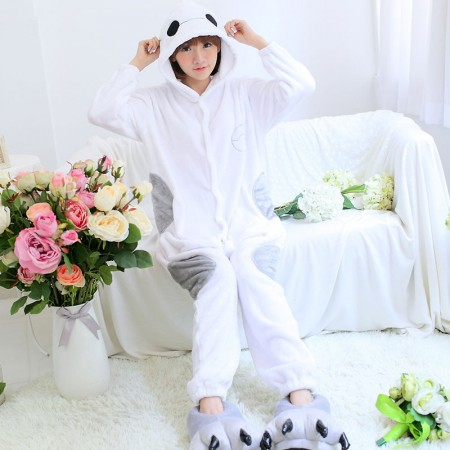 Big Hero Baymax Pajamas Animal Onesies Costume Kigurumi