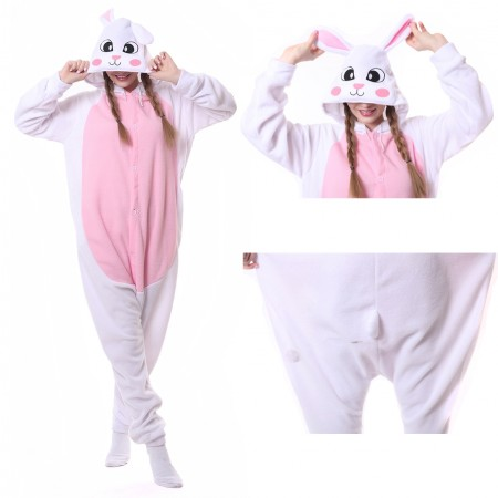 White Rabbit Onesie