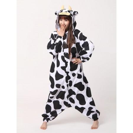 Black Milk Cow Onesie