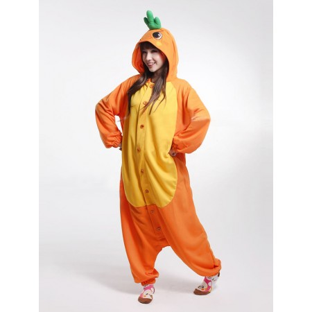 Carrot Onesie