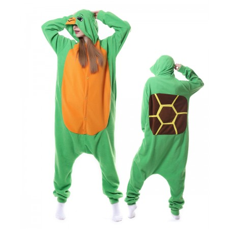 Kigurumi Tortoise Onesie Pajama Animal Costumes For Adult
