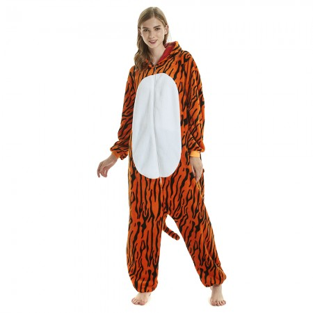 Bengal Tiger Animal Onesies Pyjamas 2018 New Arrival
