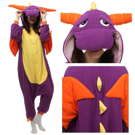 Spyro the Dragon Onesie