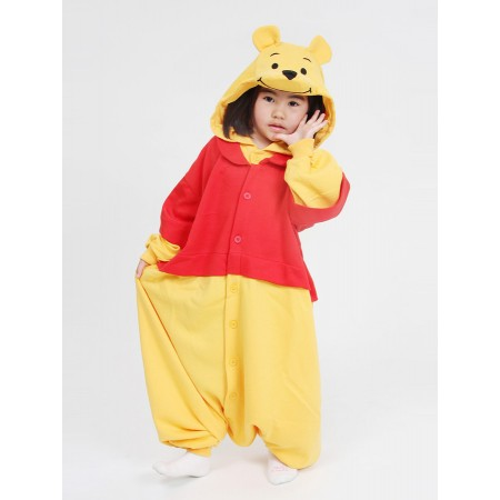 Winnie the Pooh Bear Kids Onesie