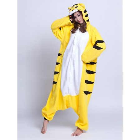 Yellow Tiger Onesie