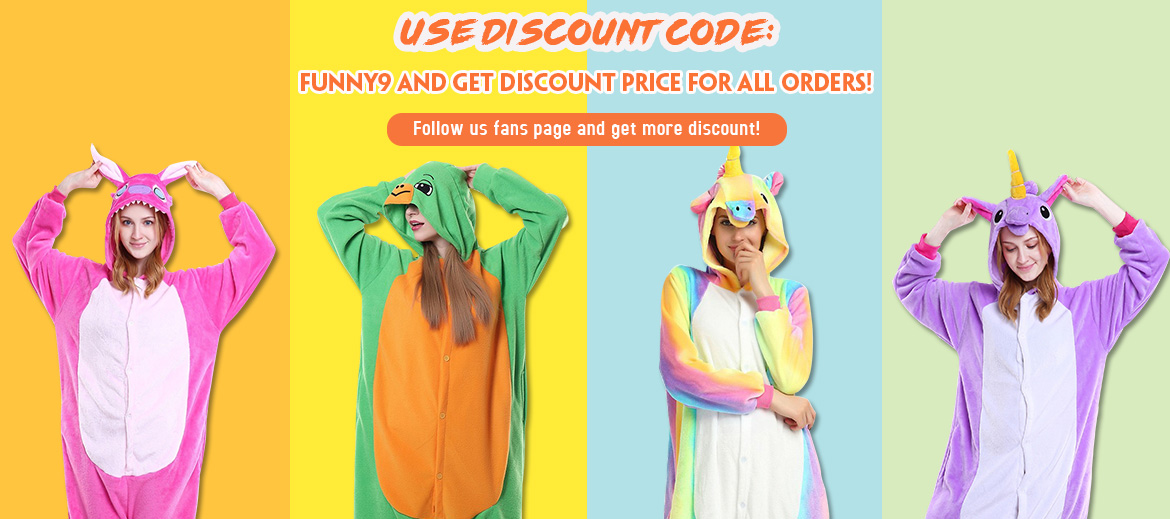 Found more cute Unicorn onesies for adults or kids at Wellpajamas.com