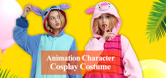 animation character cosplay costume